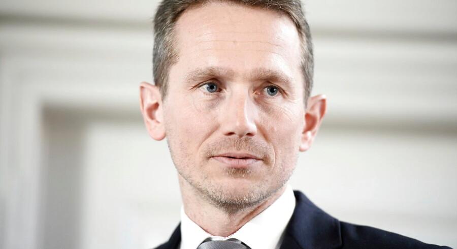 Arkiv. Kristian Jensen.