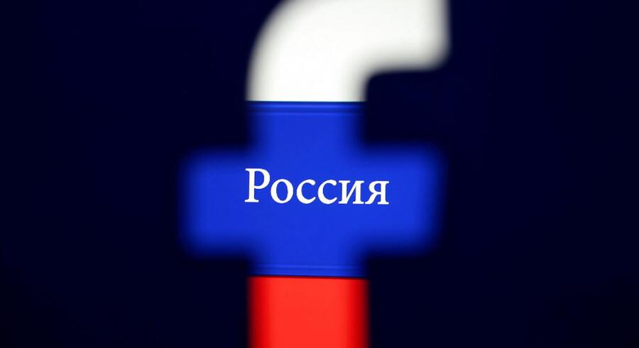 Russiske myndigheder langer ud efter Facebook, som ikke er vendt tilbage til myndighederne med plan for russiske borgeres data.