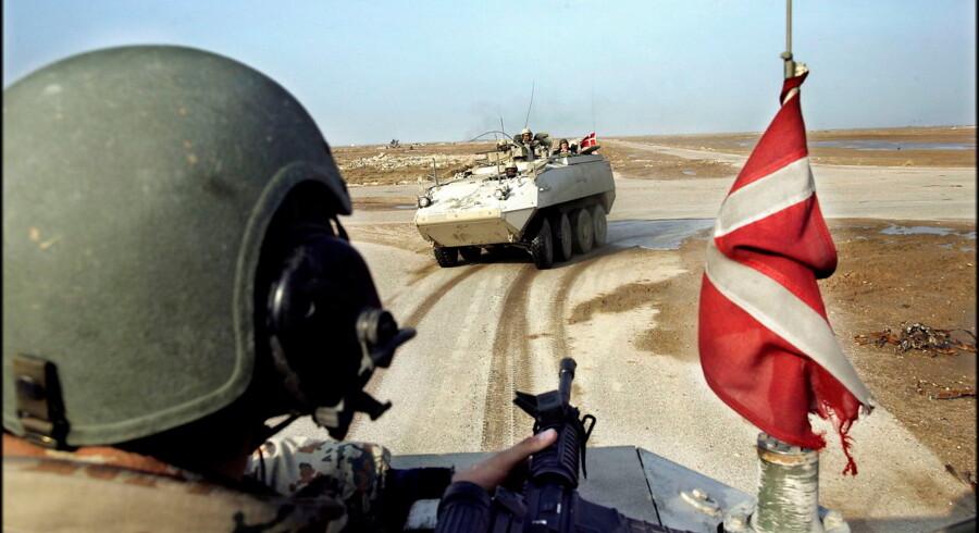 Præsentationen af undersøgelsen af dansk krigsdeltagelse i Irak, Afghanistan og Kosovo bliver udskudt fem dage.