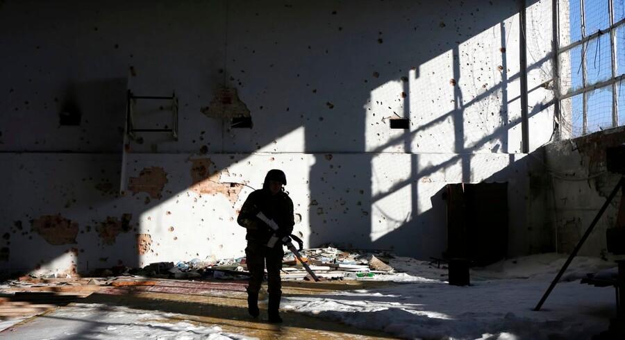 Den væbnede konflikt i det østlige Ukraine er ikke kun blevet udkæmpet på landjorden. En stribe cyberangreb har ramt Ukraine, siden Rusland annekterede Krim-halvøen i 2014.