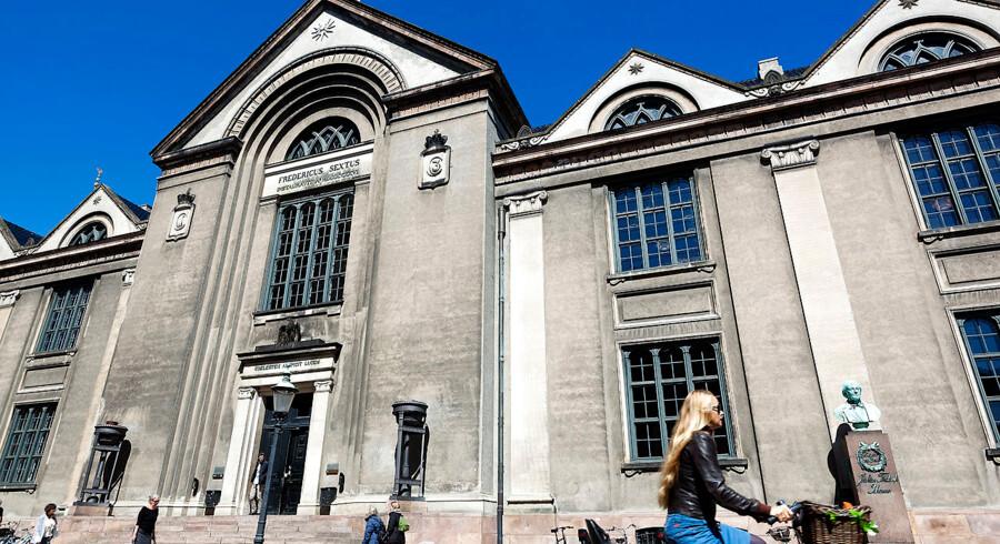 Københavns Universitet ændrer nu retningslinjerne for krænkende adfærd.