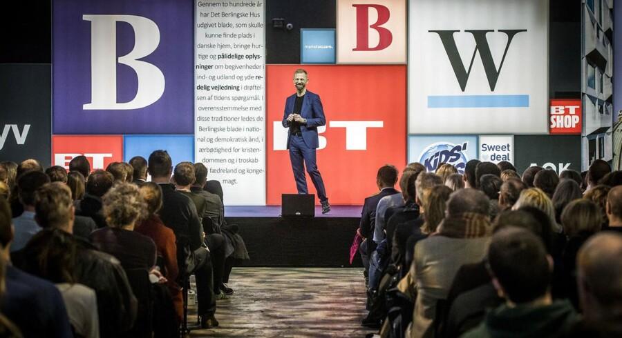 Mogens Jensen mener, at Berlingske Media og koncernchef Anders Krab-Johansen underminerer mediernes demokratiske rolle ved at føre kampagne mod Socialdemokratiet og Netavisen Pio.
