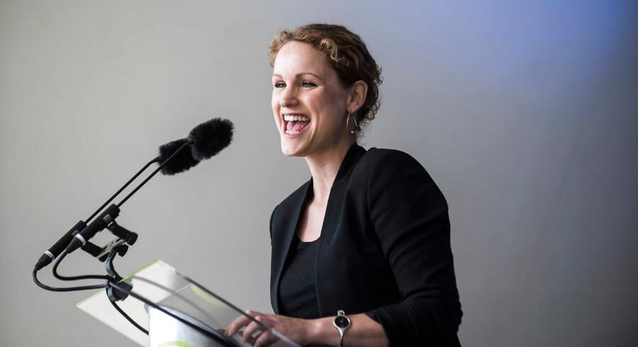 Enhedslisten har med Pernille Skipper ved roret taget hul på et 2019, hvor de fastholder det forgangne års stabile vælgertilslutning.