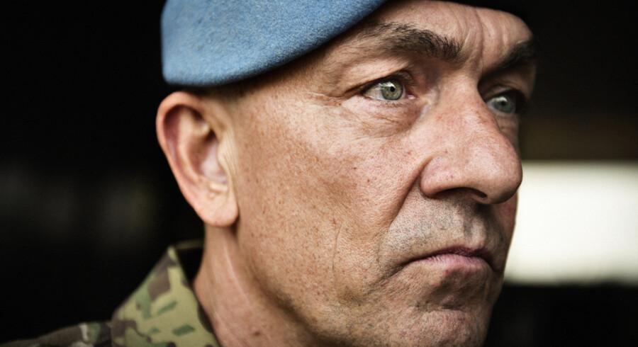 Michael Anker Lollesgaard, der tidligere har ledet fredsmission i Mali, skal stå i spidsen for observatørmission i Yemen, fortæller kilder ifølge AFP. (Arkivfoto) Mathias Løvgreen Bojesen/Ritzau Scanpix