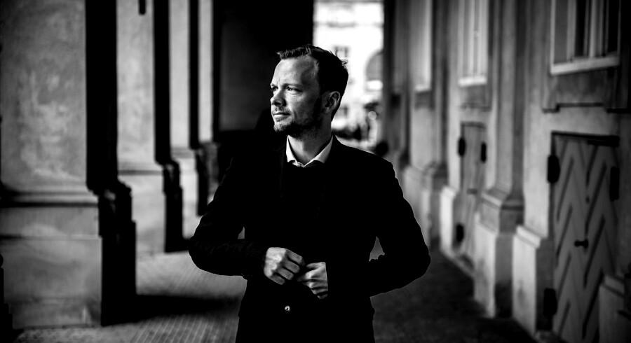 Socialdemokratiets Peter Hummelgaard (S) er en af partiets ordførere på det nye pensionsudspil, der skal give nedslidte ret til tidligere pension end andre. Han er fortørnet og skuffet over Enhedslisten.