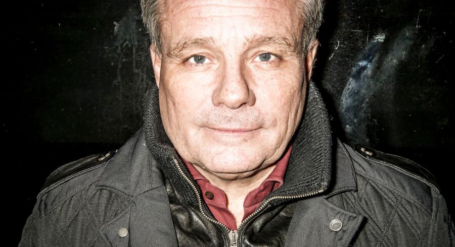 Portræt af serieiværksætter Peter Warnøe, der er aktuel i DR's program »Løvens Hule«. Til daglig er han partner og CEO i Nordic Eye.