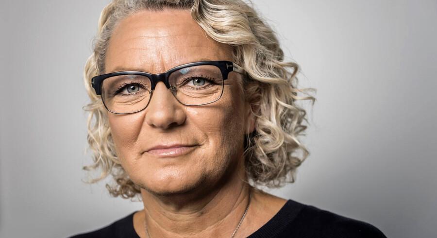 (ARKIV sep. 2017) Merete Eldrup, administrerende direktør for TV2/Danmark. TV2's direktør, Merete Eldrup, stopper for at hellige sig bestyrelsesarbejde. Det oplyser TV2. Det skriver Ritzau, tirsdag den 29. januar 2019.. (Foto: Thomas Lekfeldt/Ritzau Scanpix)