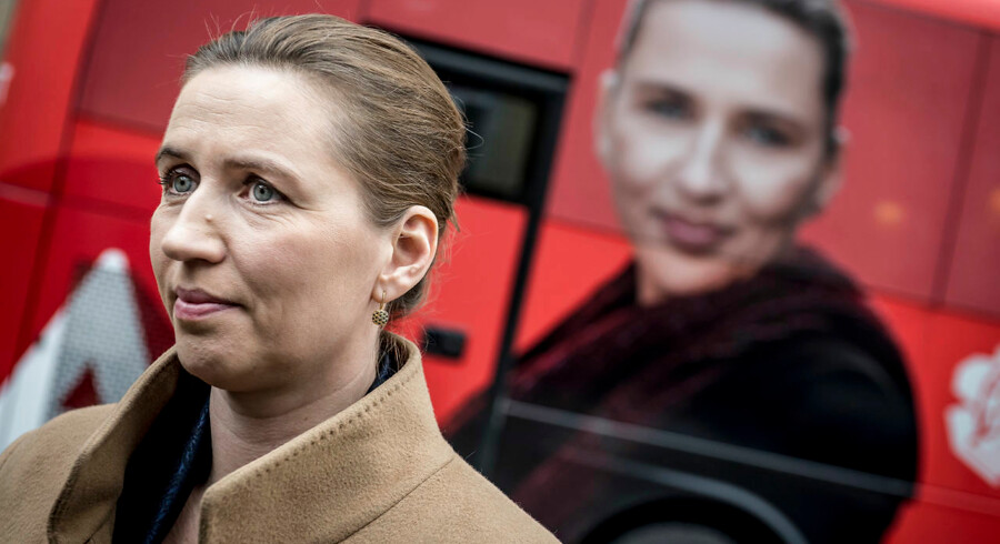 Et Danmaek med Mette Frederiksen som statsminister vil blive et samfund, hvor ingen må tjene penge, ingen må have mere end andre. Et samfund, hvor velfærden stille og roligt vil forsvinde.