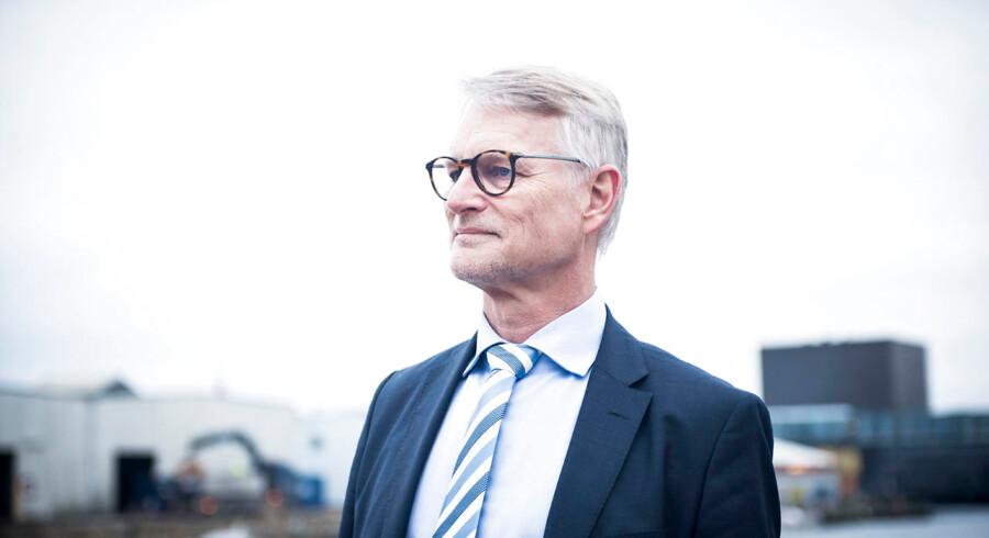 Vækstfonden skal have ny adm. direktør. Christian Motzfeldt forlade fonden efter knap 18 i spidsen for Vækstfonden.
