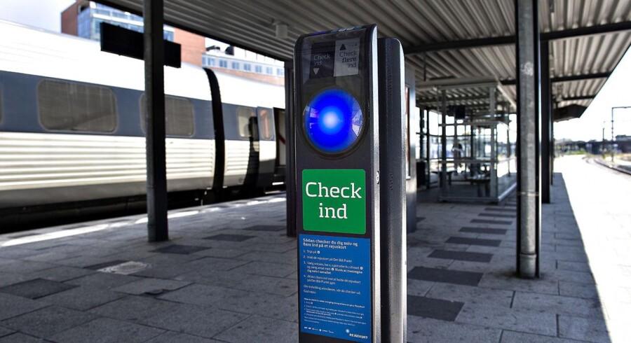 Trafikselskaberne i DOT - DSB, Metroselskabet og Movia indsamler anonymiserede data fra Rejsekortet, for udelukkende at forbedre den kollektive transport.