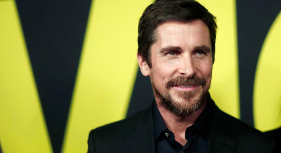 """""""Min proces er altid utrolig langsommelig, men det er afgørende for mig at undersøge de forskellige lag, en person altid rummer,"""" fortæller Christian Bale, der er nomineret til en Oscar for sin rolle som Dick Cheney i »Vice«."""