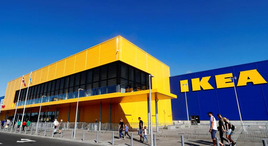 Ikea vil lease møbler i fremtiden. Den nye strategi hænger bl.a. sammen med ønsket om at reducere møbelgigantens klimabelastning.