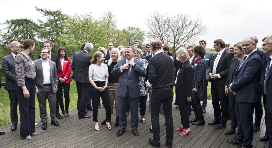15. maj 2017 blev det første møde i Distruptionrådet afholdt. Rådet har haft særligt fokus på de danskere, som risikerer at komme i klemme, når forandringernes vinde tiltager i styrke, fortæller statsminister Lars Løkke Rasmussen.
