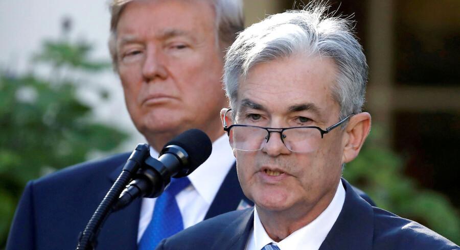 Den amerikanske centralbank vil ifølge en pressemeddelelse ikke agere politisk i dets arbejde. Præsident Donald Trump har tidligere udtalt sig kritisk over formand Jerome Powells beslutning om at hæve rentesatser.