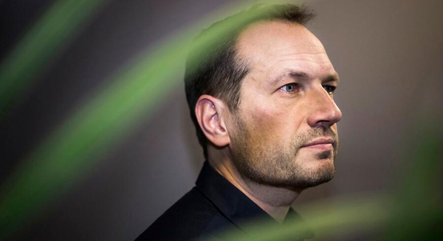 Martin Thorborg, passioneret iværksætter, er ikke ydmyg, men han har en ydmyg tilgang, når det kommer til succes.