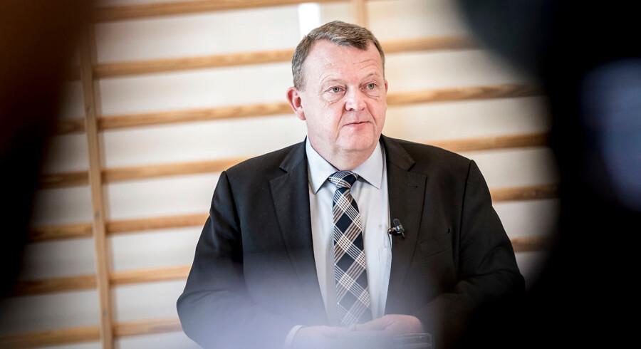 Statsminister Lars Løkke Rasmussen var fremsynet ved at etablere Disruptionsrådet, men der er plads til forbedring. Foto: Mads Claus Rasmussen/Scanpix