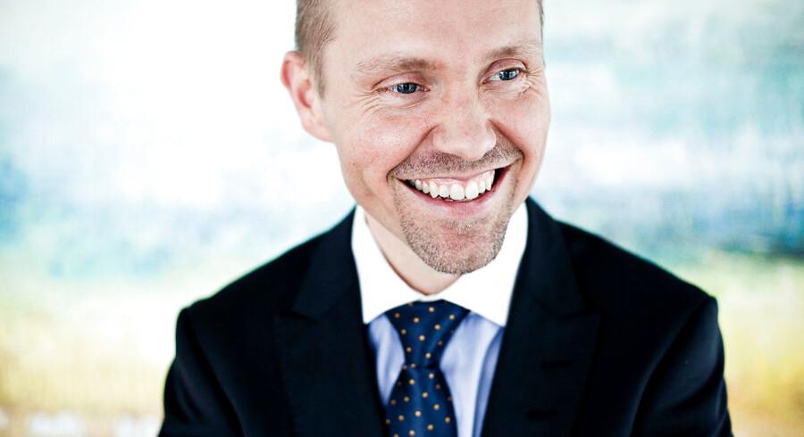 ATPs konstituerede topchef Bo Foged kan sammen med alle kommende danske pensionister glæde sig over, at pensionskassens hårdt ramte investeringer har taget en helt anderledes positiv drejning i det nye år.