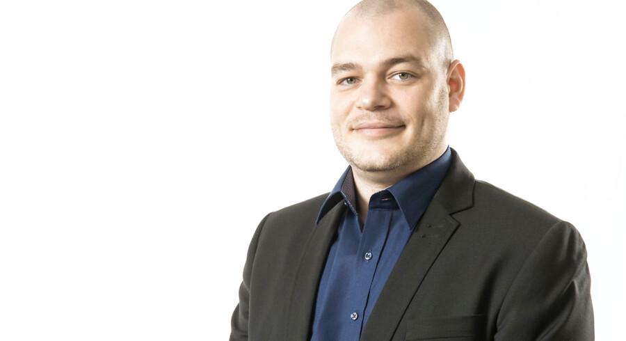 Hans Peter Christensen, adm. direktør i rådgivningsfirmaet Uvildige.dk, anbefaler en del af sine kunder til at vælge to boliglån frem for et - en løsning han også selv benytter. Men det kræver, at beløbet har en vis størrelse, før det kan svare sig.