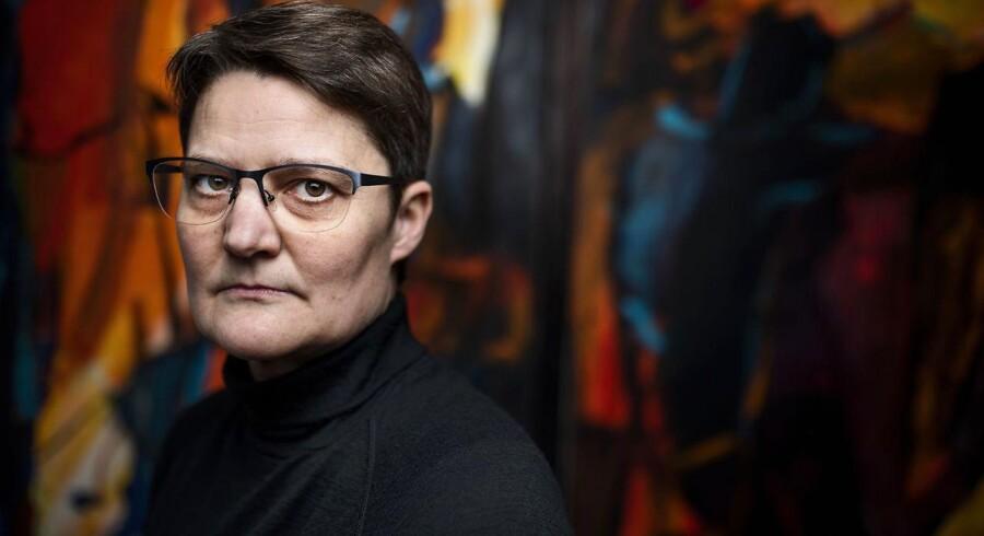 Dorte Jensen fortryder ikke, at hun råbte op for snart ti år siden. »Men jeg fortryder nok måden, jeg gjorde det på. Det var naivt.«