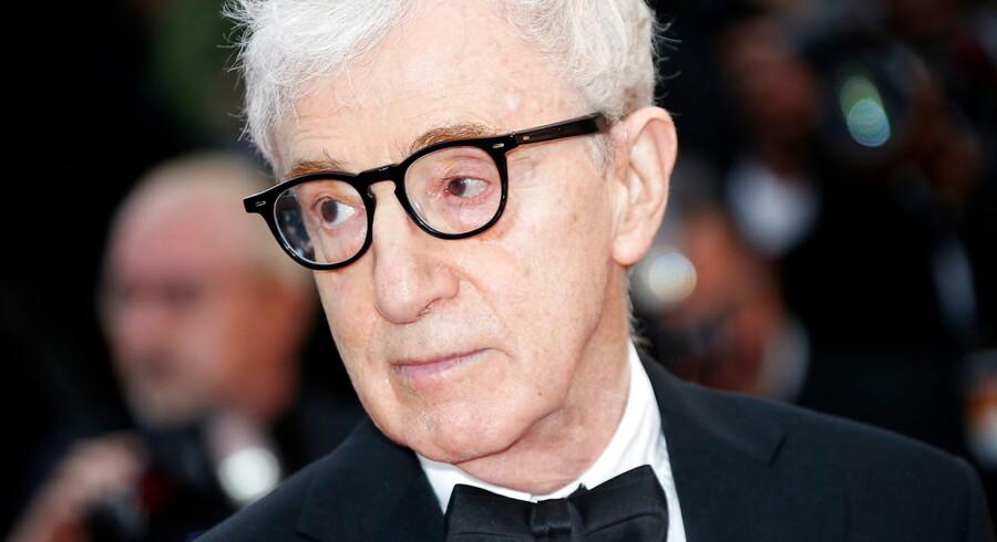 Filminstruktør Woody Allen