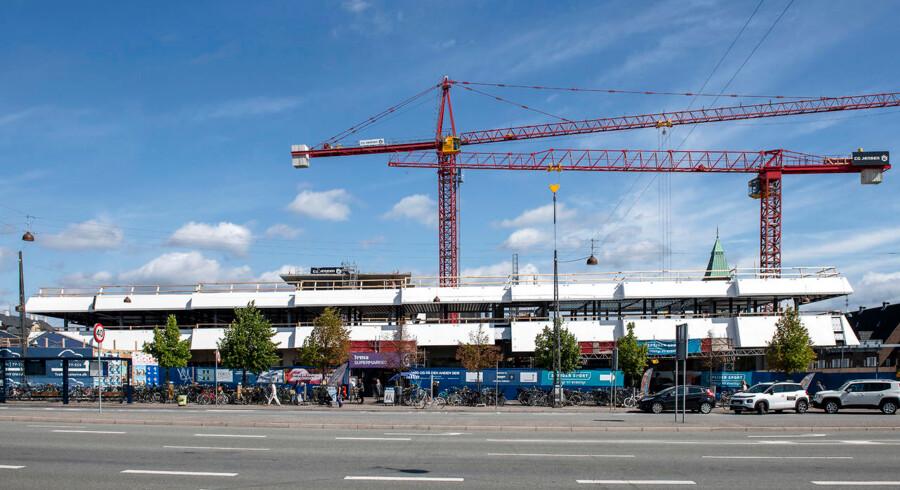 Nybyggeriet Østerport II vil bl.a. bestå af 900 kontorlokaler. Det er dog ikke alle, der er lige lykkelige over bygningens fysiske fremtoning.
