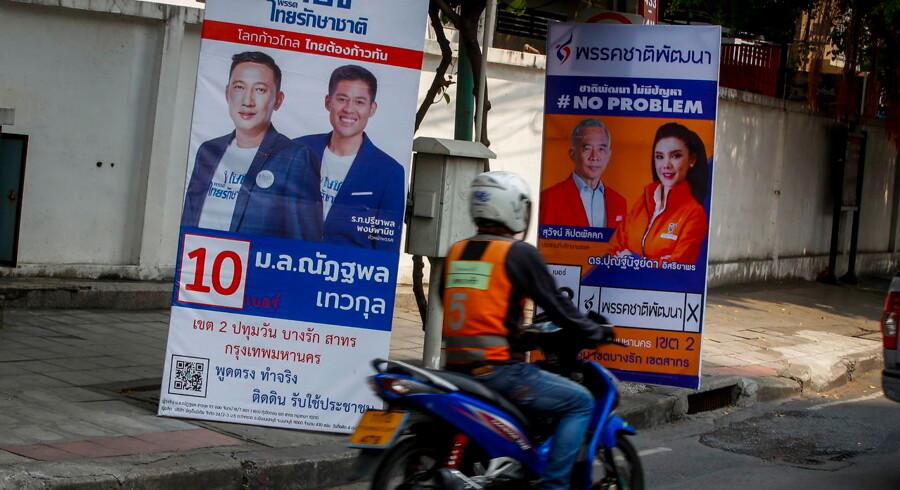 Royale må være politisk neutrale, siger thailandsk kommission, som har diskvalificeret prinsesses kandidatur.