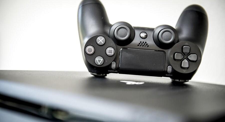 Sony skifter ud i topledelsen for at sætte ekstra skub i Playstation-satsningen. Arkivfoto Mads Claus Rasmussen, Ritzau Scanpix
