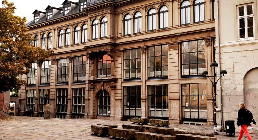 Ejendommen Købmagergade bliver med sin fine beliggenhed ud mod Trinitatis Kirke det sted, hvor københavnerne især kommer til at møde det nye 25hours hotel. Her skal bl.a.være restaurant, café og bar med offentlig adgang.