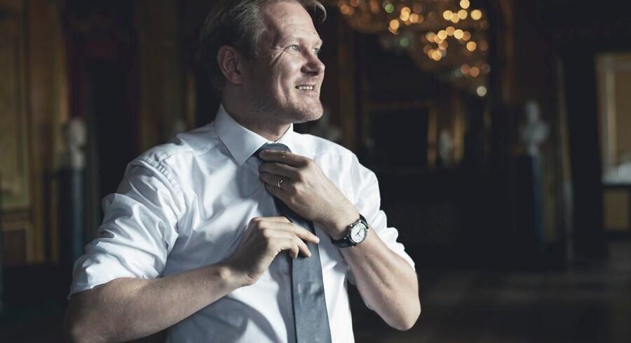 Kasper Holten vil have Det Kongelige Teater ud af offerrollen. Han vil have flere forestillinger på de store scener og 100.000 flere gæster i teatret. Og han er ikke bleg for at indrømme, at det kræver, at alle løber hurtigere.