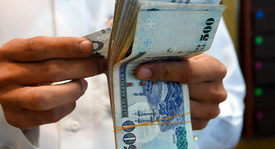 Saudi-Arabien er kommet på EUs liste over lande, hvor der er risiko for hvidvask af penge. Danmark eksporterede for over syv milliarder kr. i 2017 til Saudi-Arabien. Arkivfoto: Fayez Nureldine/AFP/Ritzau Scanpix