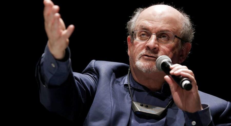 Fatwaen mod den britiske-indiske forfatter Salman Rushdie, som Irans daværende leder Ayatollah Khomeini udsendte for 30 år siden, var forud for sin tid, mener Mikkel Andersson.