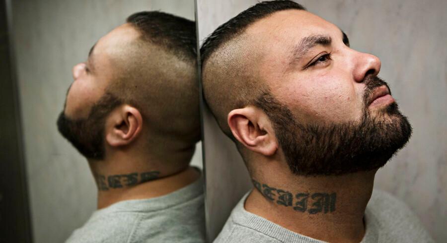 Foto af Nedim Yasar, tidligere bandemedlem.