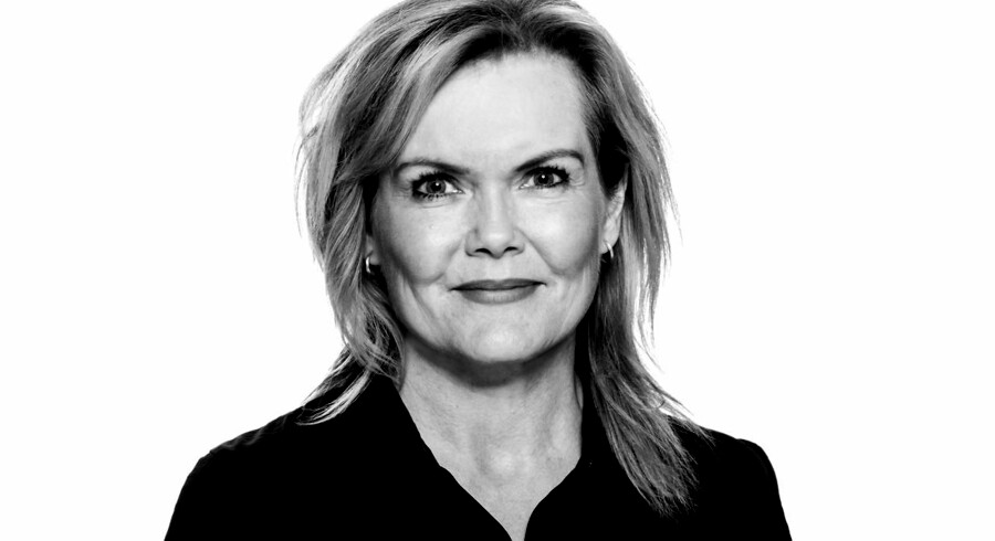 Birgitte Borup, weekendredaktør.