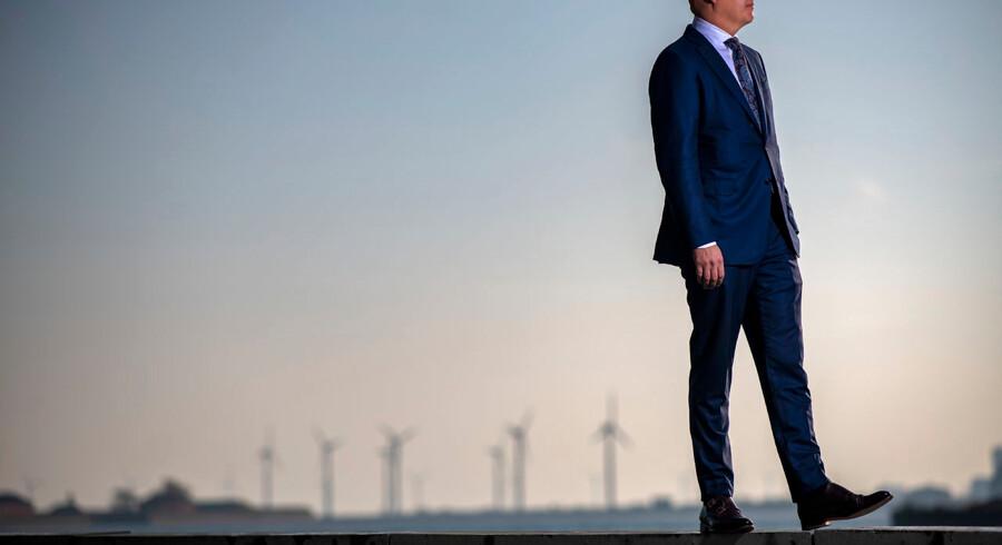 Den amerikanske kapitalfond Blackstones danske samarbejdspartner er ejendomsselskabet 360 North med Nils Jansson (billedet) i spidsen. Den danske virksomhed driver og renoverer ejendommene, som Blackstone opkøber.