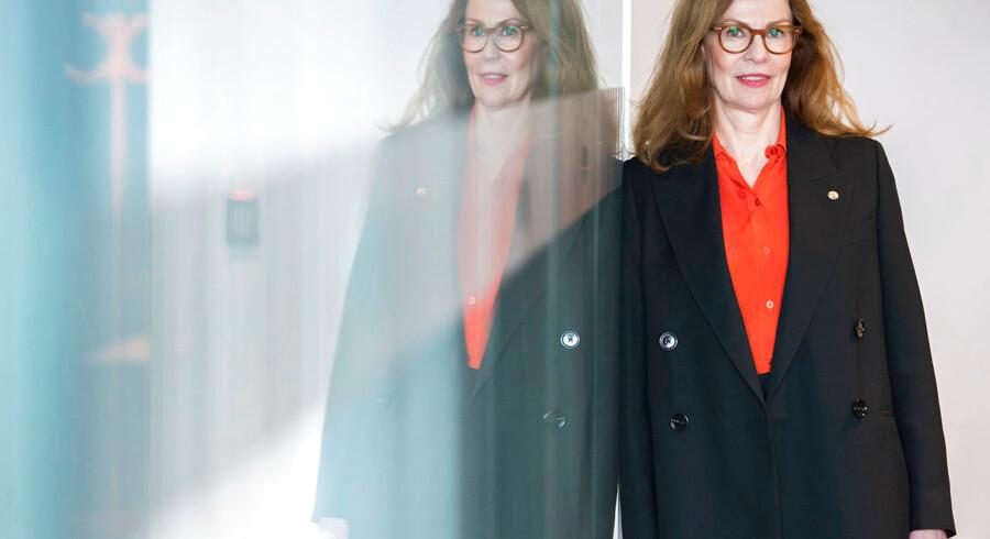Swedbank med danskeren Birgitte Bonnesen i spidsen har flere gange hævdet, at storbanken ikke havde udenlandske kunder, der kanaliserede penge gennem banken.