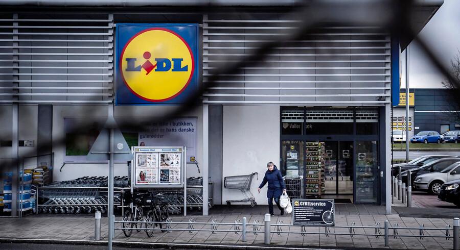 Lidl har planer om at åbne 60 til 80 nye butikker i Hovedstadsområdet a la butikken i Vallensbæk.