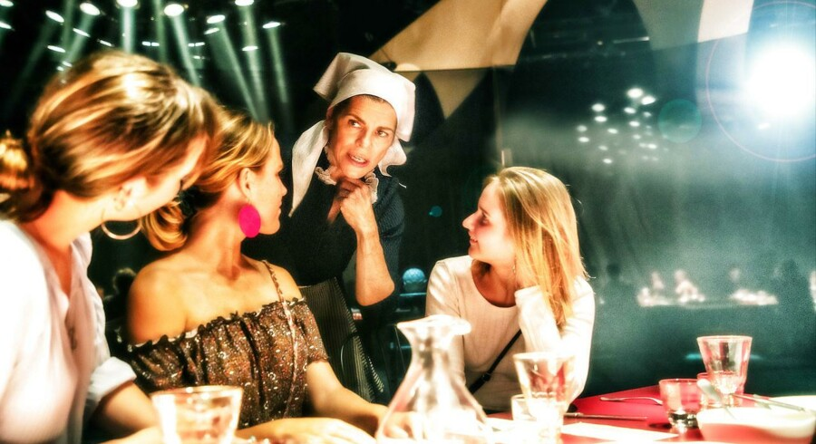 Teater Republique er med i Det Københavnske Teatersamarbejde. Fotoet er fra opsætningen af Babettes Gæstebud på teatret. Formandsskabet fra samarbejdet skriver, at der i den seneste sæson var 1.115 opførelser på teatrene.