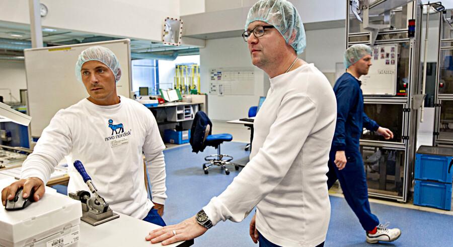 Danske medicinalselskaber bidrager solidt til landets statskasse.