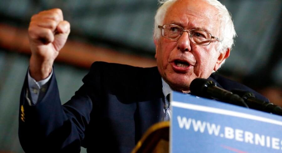 I 2016 indsamlede Bernie Sanders ligeledes 1,5 millioner dollar til sin præsidentkampagne i løbet af det første døgn. Her endte Hillary Clinton som bekendt med at være Demokraternes præsidentkandidat.