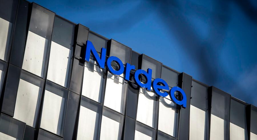 Storbanken Nordea mistede ifølge Voxmeter 22.371 kunder sidste år.