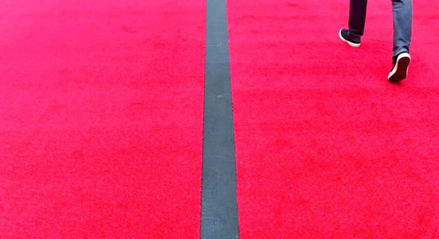 Hollywood ruller den røde løber ud – to dage før overrækkelsen af den amerikanske Oscar-pris.