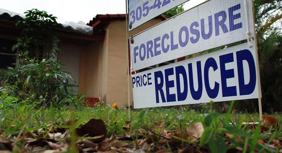 Det amerikanske boligmarked blev hårdt ramt af finanskrisen, men rejste sig hurtigt. Nu halter det igen med høje priser og højere renter.