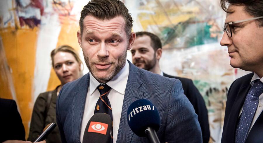 Når Venstre endnu en gang afviser at gå til valg på skattelettelser, tilslutter det største regeringsparti sig mere eller mindre en »ekstrem socialdemokratisk tilgang til skattepolitikken«, mener Liberal Alliances Joachim B. Olsen.