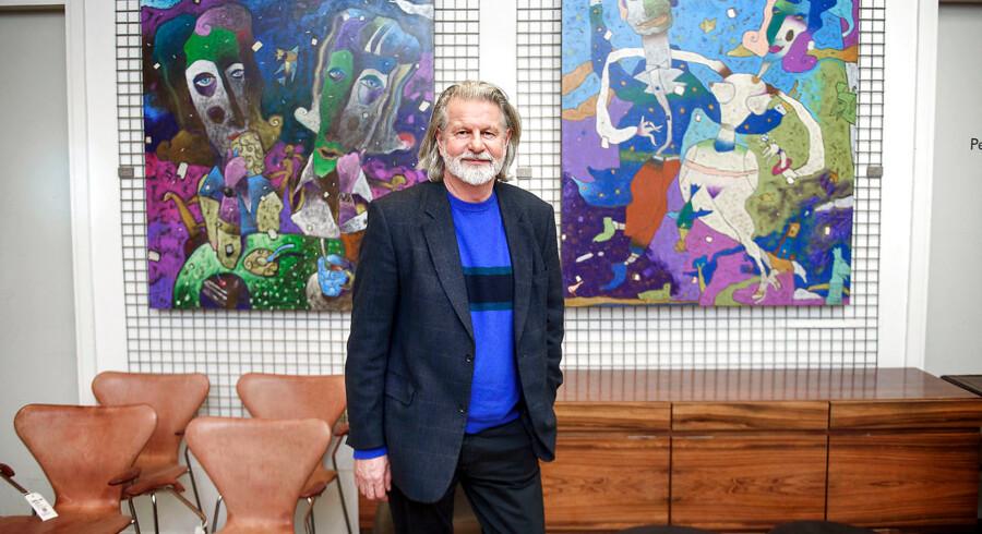 Bengt Sundstrøm - ejer af Lauritz.com - har fået godkendt sin enorme spareplan, der skal hive virksomheden ud af sine gældsproblemer.