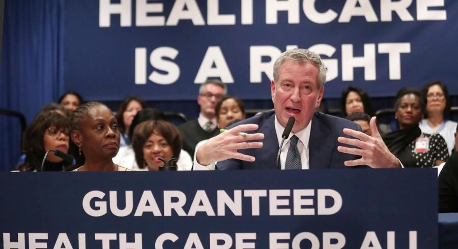 Indførelsen af en eller anden form for offentligt sundhedssystem er på højeste mode blandt demokraterne. Det nuværende system er dyrt og dårligt.