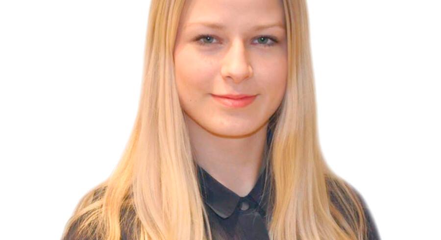 Pernille Birch, medlem af Konservativ Ungdom