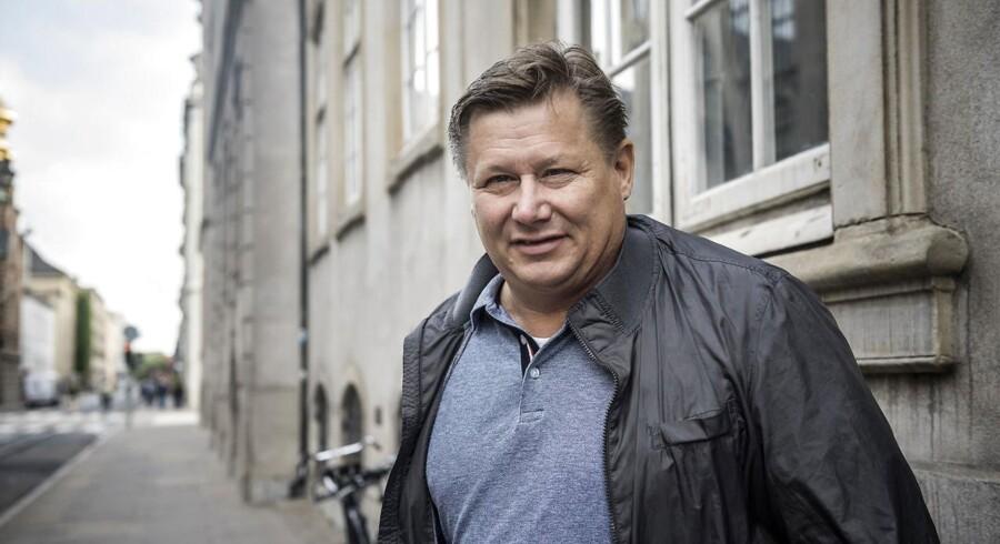 Jesper »Kasi« Nielsen er blevet smidt ud af sit selskab Kasi ApS, der nu tvangsopløses. Arkivfoto: Thomas Lekfeldt