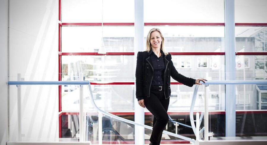 Britt Meelby Jensen tiltræder fredag den 1. marts stillingen som administrerende direktør i Atos Medical i Malmø.