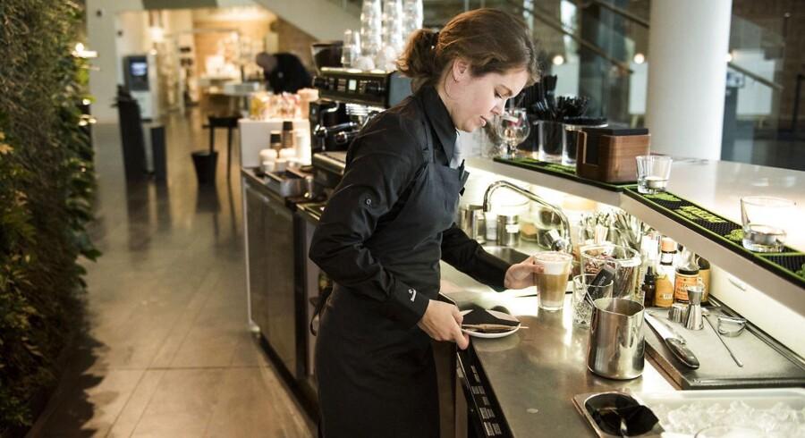 Det halter med fremgangen i produktiviteten i de danske virksomheder, som primært er rettet mod hjemmemarkedet. Dansk Erhverv fremhæver, at det er spørgsmålet om det overhovedet kan lade sig gøre at blive mere effektive i de pågældende virksomheder.