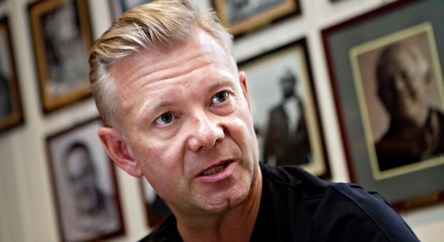 Komiker Casper Christensen ivesterer i bæredygtig iværksættervirksomhed.